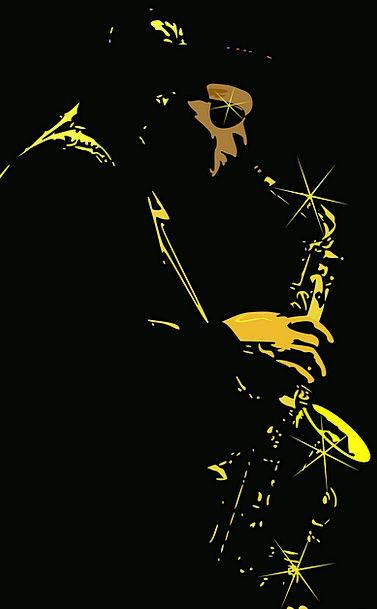 Jazz Stuff Actor Sax Player Band Music Melody Musi