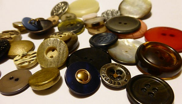 Buttons Keys Gather Hodge Podge Collect Button Dos