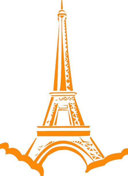Eiffel Monuments Barbican Places Paris Tower Attra