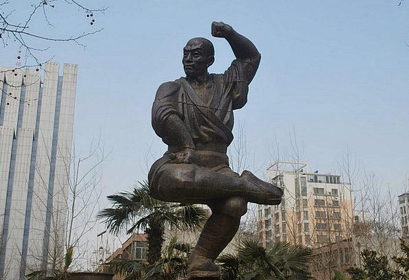 Statue Figurine Posture Bronze Pose Character Char