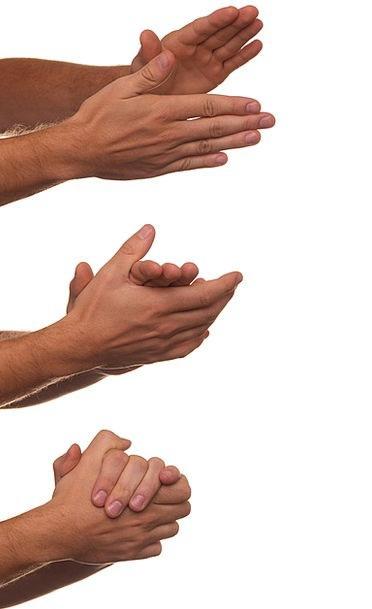 Applause Clapping Clap Slap Applaud Voorspoedighei