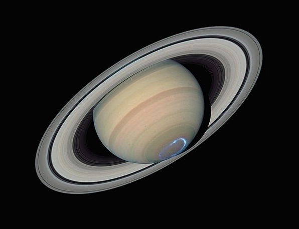 Saturn Earth Saturn'S Rings Planet Solar System Un