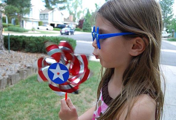 Pinwheel Rocket Doll Girl Lassie Toy Childhood Blo