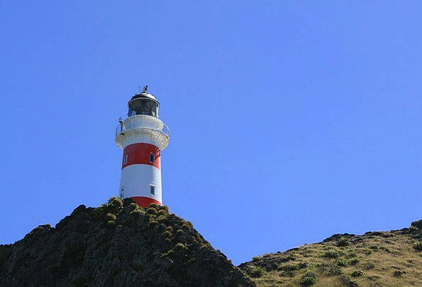 Cape Palliser Lighthouse Monuments Places New Zeal