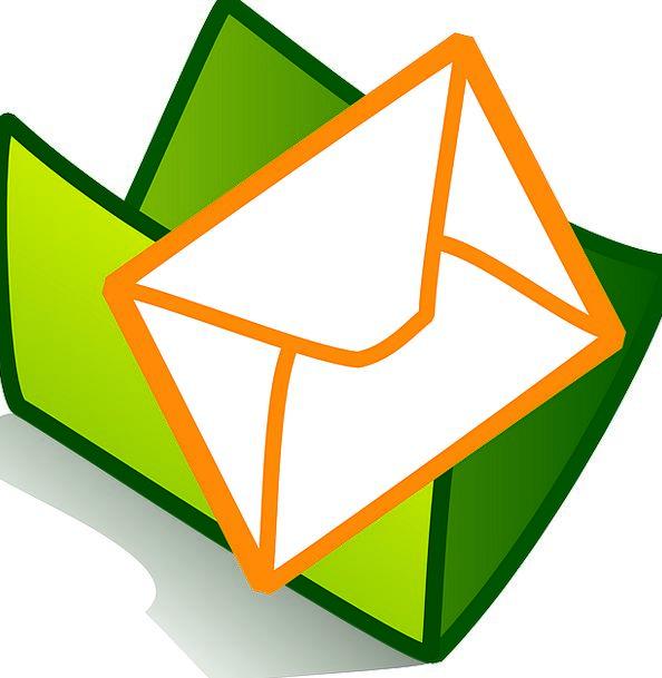 Mail Postal Binder Envelope Cover Folder Green Lim
