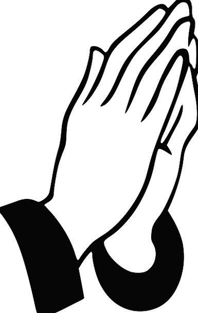 Praying Requesting Pointers Religion Faith Hands F