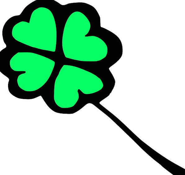 Shamrock Ireland Clover Irish Four Leaf Clover Goo