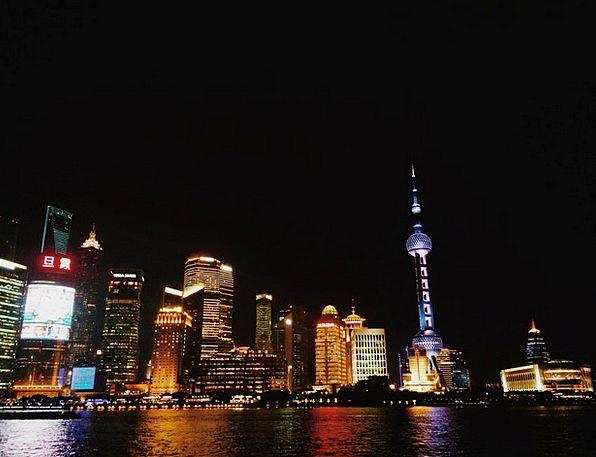 Shanghai Buildings Porcelain Architecture Pearl Of