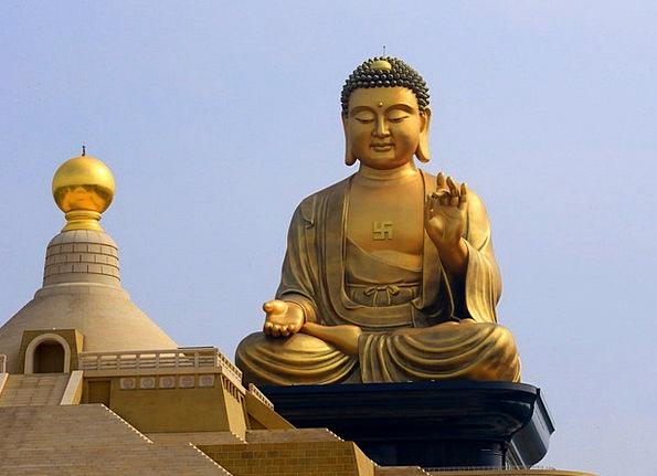 Taiwan Buddha Statues Big Buddha