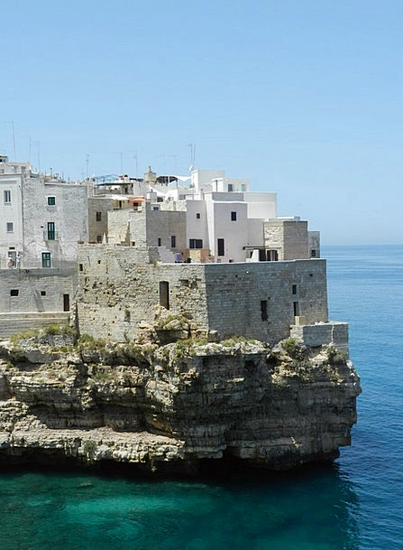 Puglia Buildings Households Architecture Town Urba