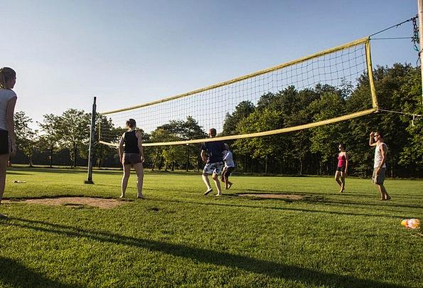 Sports Sporting Sportive Volleyball Balls Sunny Su