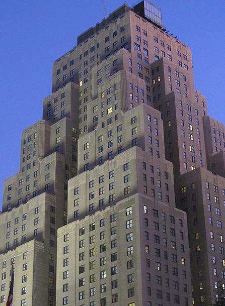 Geometric Regular Buildings Dices Architecture Squ