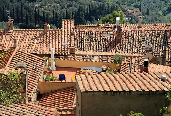 Roofs Rooftops Buildings Element Architecture Roof