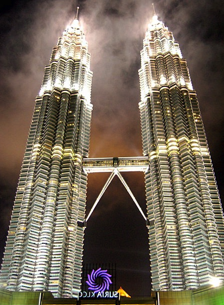 Petronas Towers Malaysia Twin Towers Kuala Lumpur