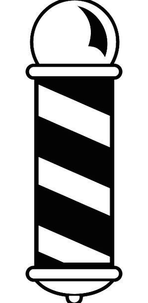 Barbershop Finance Symbol Business Hairdresser Coi