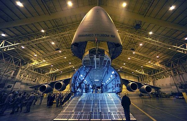 Stewart Air National Guard Base, Traffic, Transportation, Aircraft