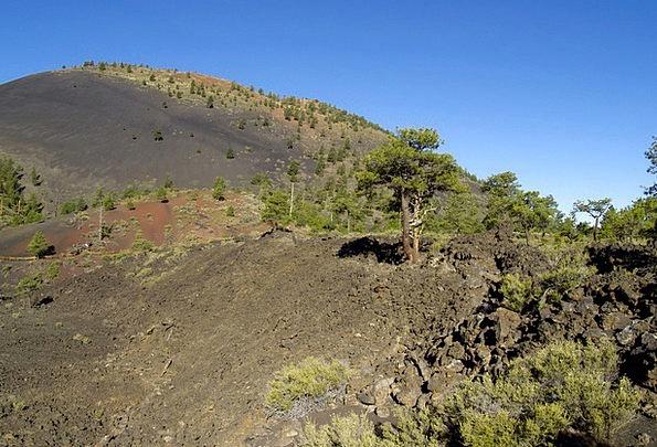 Wupatki Landscapes Nature Arizona Sunset Crater As