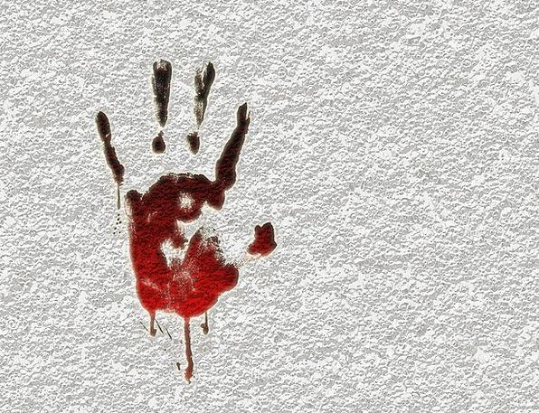 Crime Corruption Illegal Murder Homicide Criminal