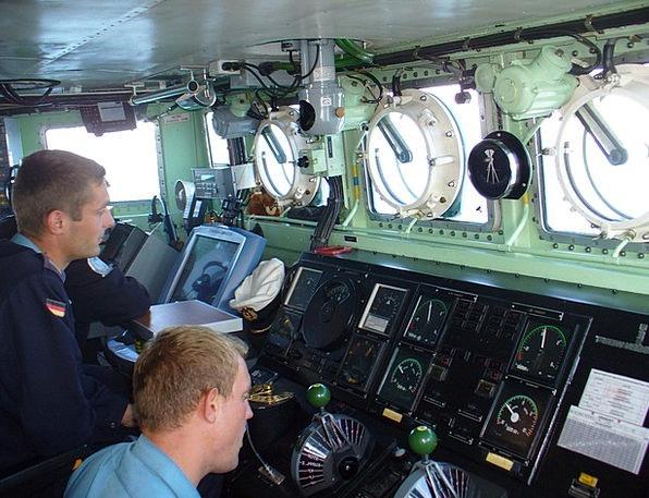 Speedboat Motorboat Operations Centre Weasel Soldi