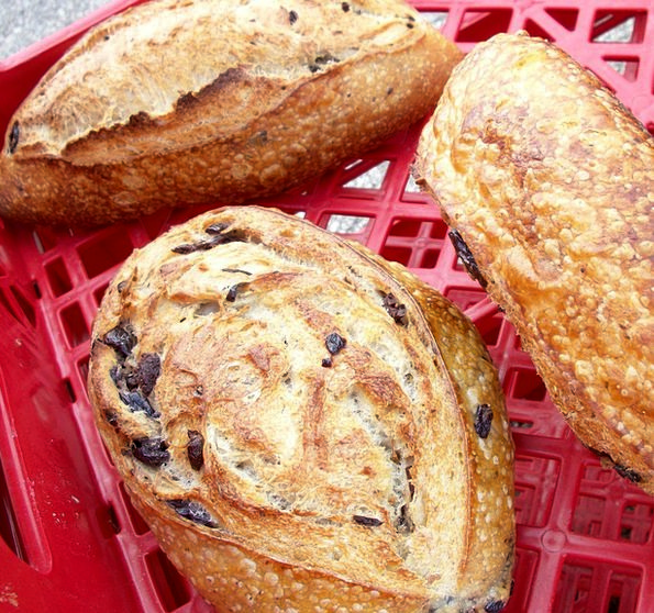 Bread Cash Italian Olive Bread Breakfast Artisan C