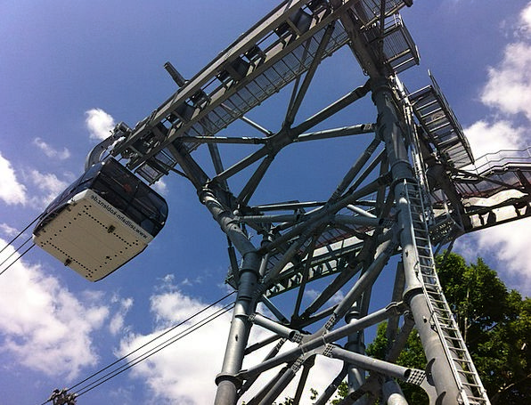 Cableway Germany Koblenz