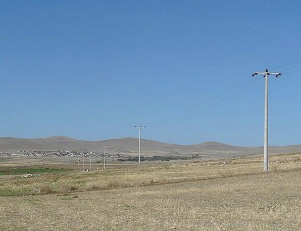 Power Line Landscapes Nature Line Streak Power Pol