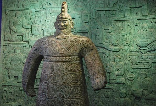 Statue Figurine Creation Sculpture Artwork Warlord