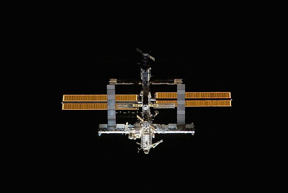 Iss Spacecraft International Space Station Space S