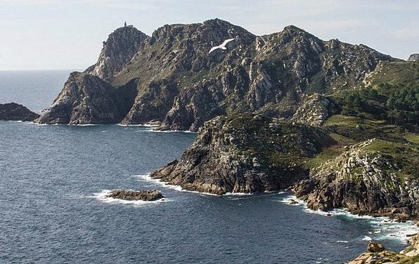 Cliff Precipice Vacation Marine Travel Ocean Sea L