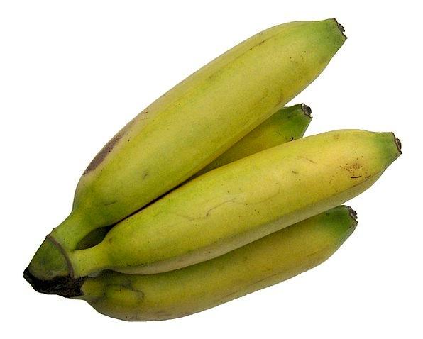 Bananas Crazy Drink Ovary Food Banana Shrub Fruit