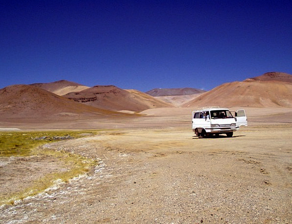 Desert Reward Chile Atacama Desert Loneliness Alon