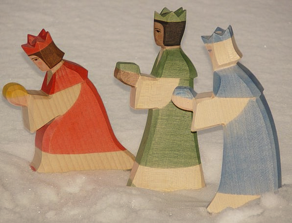 Holy Three Kings Flu Influenza Flu Figure King Mon