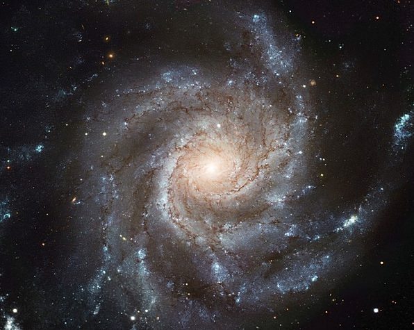 Messier 101 Galaxy Congregation Ngc 5457 All Pinwh
