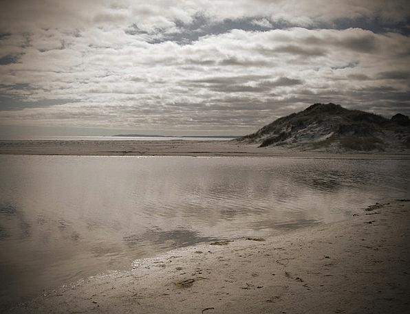 New Novel Vacation Travel Beach Seashore Zealand S