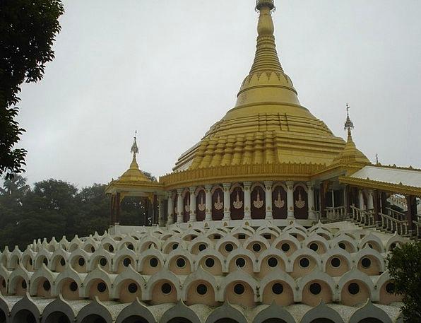 Vipassana Buildings Architecture Ingatpuri Pagoda