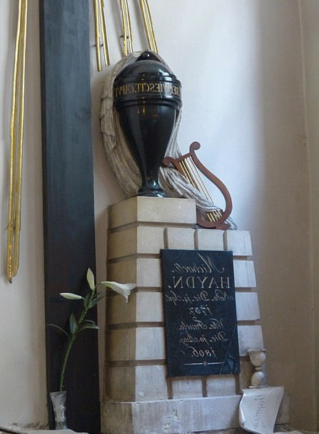 Tomb Catacomb Vase Johann Michael Haydn Urn Compos