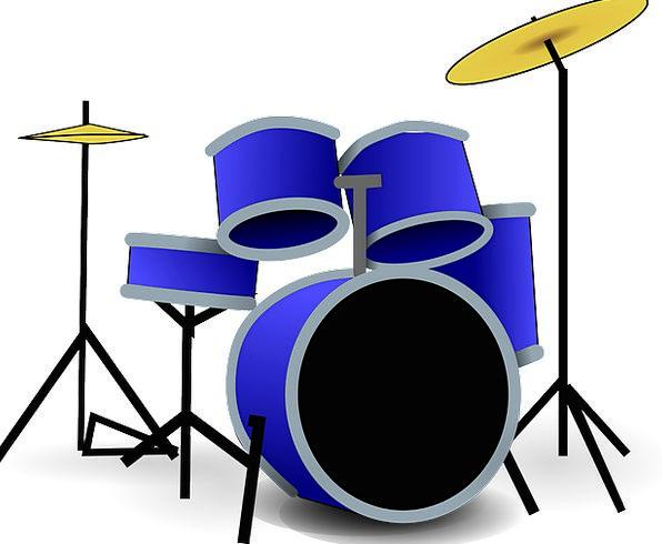 Drums Barrels Melody Cymbal Music Concert Brass Ne