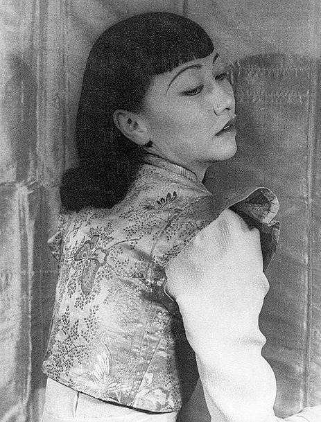Anna May Wong Movies Cinemas First Chinese America