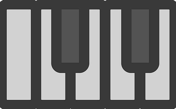 Music Melody Solutions Piano Keys Midi Instrument