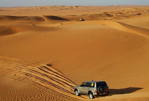 Rally Off-Road Desert Reward Sahara Sand Shingle 4