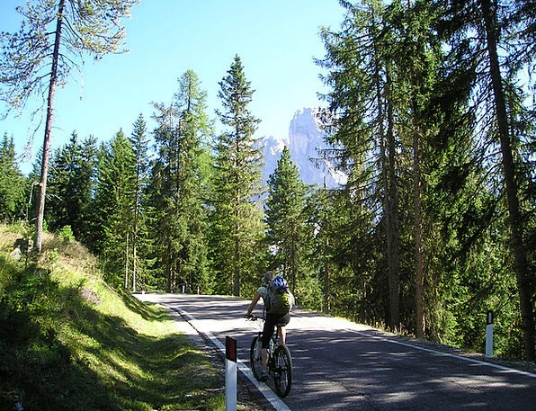 Mount Kofel Traffic Transportation Mountain Bike W