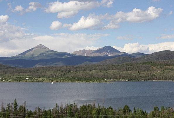 Lake Freshwater Landscapes Crag Nature Landscape S