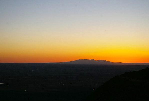 Mountain Crag Landscapes Sundown Nature Glow Radia