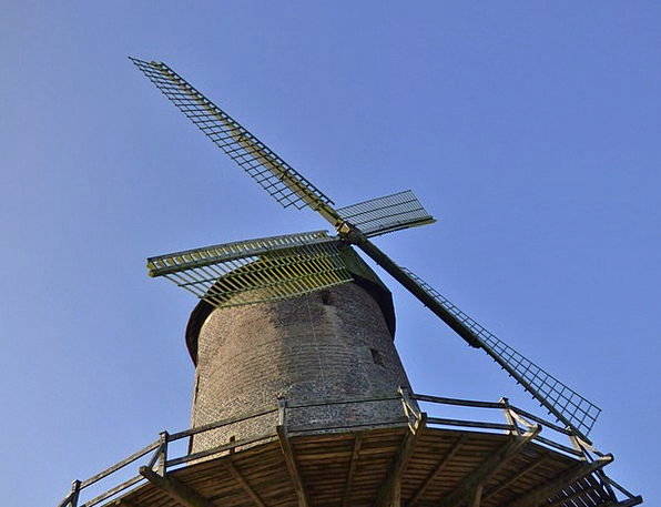 Historic Mill Buildings Grinder Architecture Monum