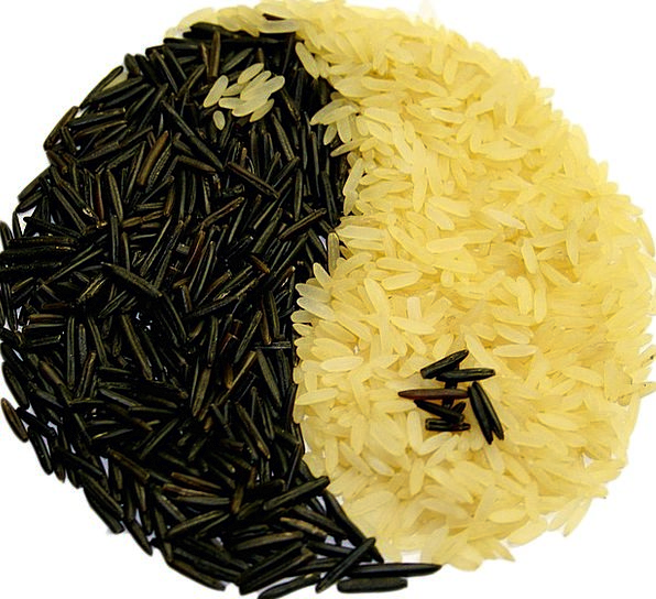 Rice Drink Food Eat Bother Yin And Yang Food Nouri