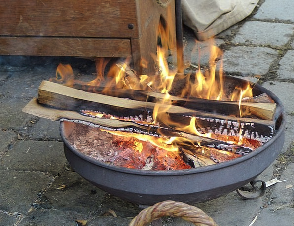Fire Passion Blaze Heat Warmth Flame Carbon Brazie