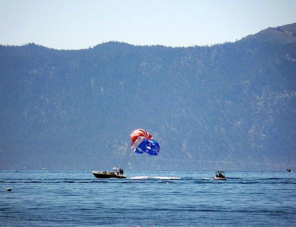 Lake Tahoe Vacation Travel Beach Seashore Truckee