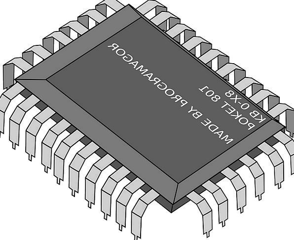 Cpu Communication Computer Electronics Microchip t