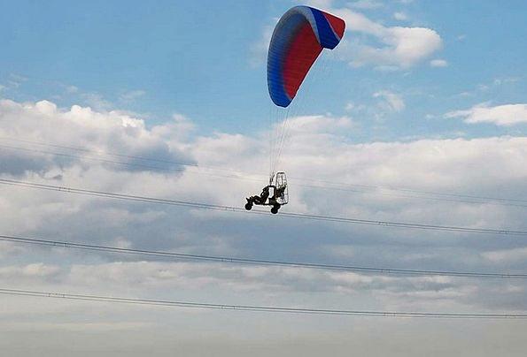 Glider Power Control Motorized Sport Line Streak M