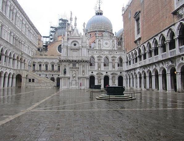 Venice Piazza Square St Mark'S